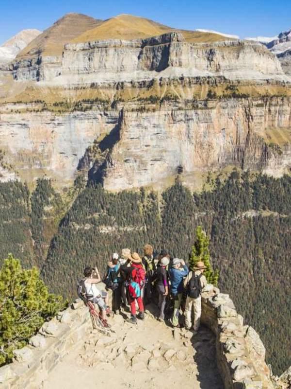 Aragón potencia el área de influencia del Parque Nacional de Ordesa