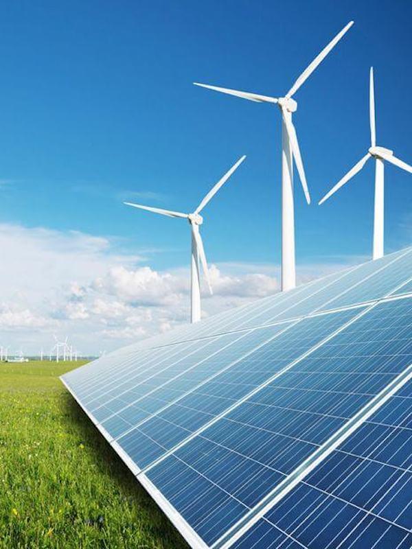 Ecovatios, la energía verde, y el COVID-19