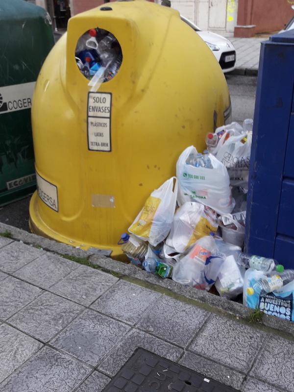 Asturias. Cogersa insiste en incinerar los residuos, tras fracasar en su reciclaje