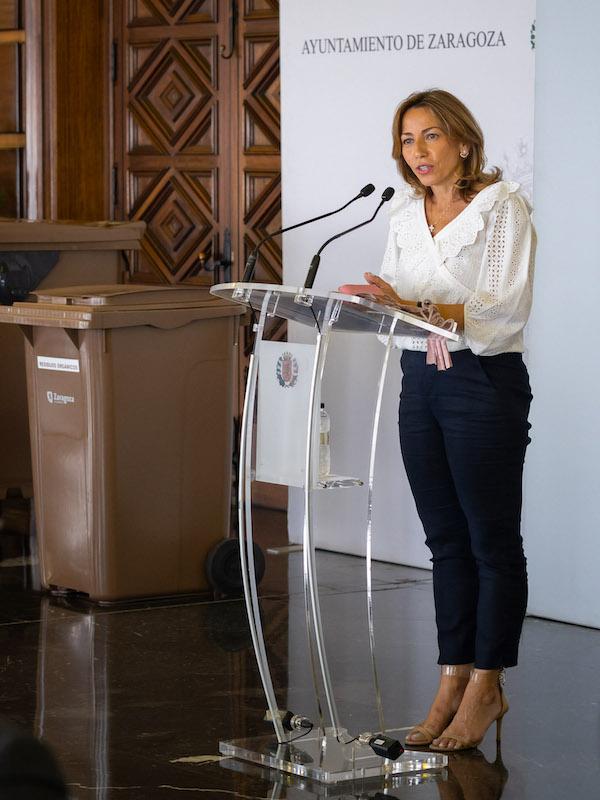 Zaragoza apuesta por la recogida selectiva de residuos orgánicos