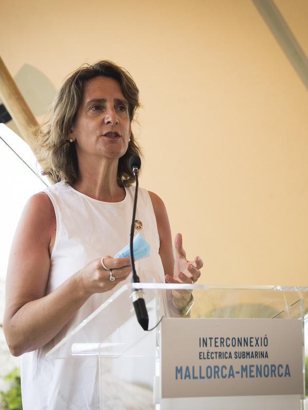 El cable entre Mallorca y Menorca es un paso decisivo para avanzar hacia unas Illes Balears 100% renovables