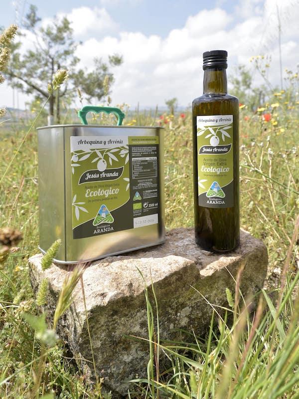 Aceites ecológicos Aranda (Navarra), plata en el concurso internacional Ecotrama