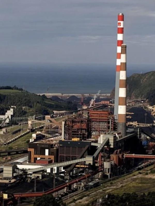 EDP acelera el fin de sus centrales de carbón