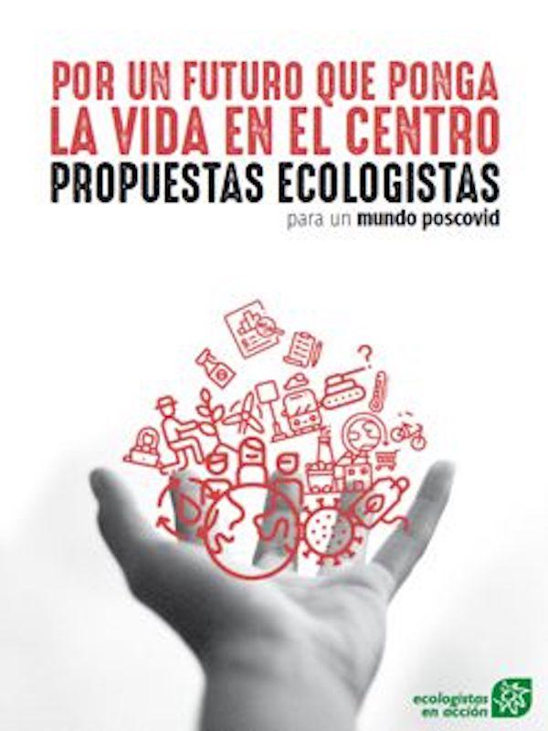 Propuestas ecologistas canarios para un mundo poscovid 'Una normalidad sana en un planeta sano'