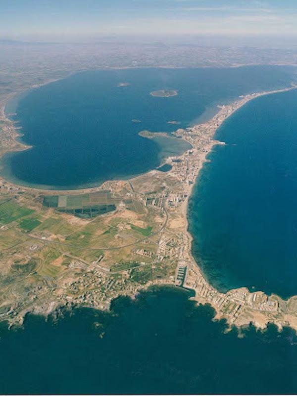 Mar Menor esta 'saturado' de nutrientes y sedimentos