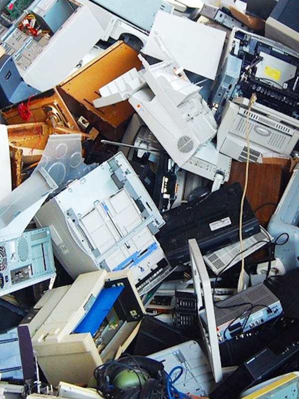 Recyclia gestionó un 57.520 toneladas de residuos de aparatos eléctricos y electrónicos en 2019, un 42% más que en 2018