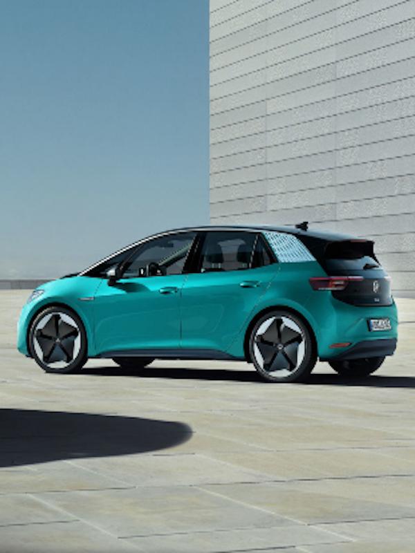Disponible el Volkswagen eléctrico ID.3