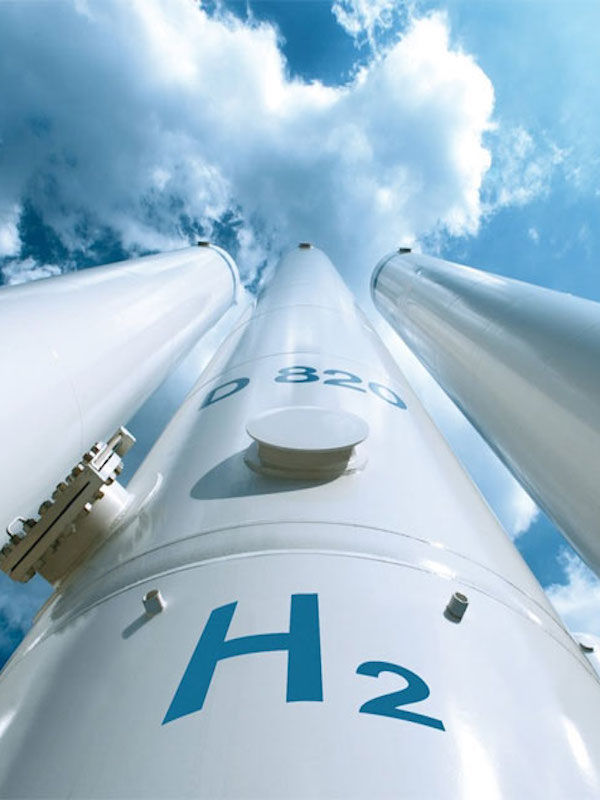 Nuevo material genera hidrógeno con agua contaminada y luz solar