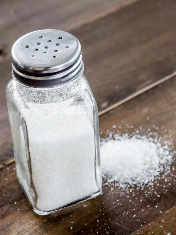 Los europeos deben reducir el consumo de sal 'drásticamente'