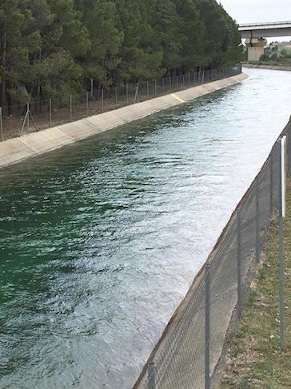 Comisión Tajo-Segura da el visto bueno a limitar el trasvase cuando los pantanos estén por debajo del 35% de capacidad