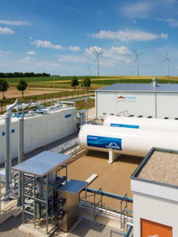 Estudiando como el hidrógeno puede ser inyectado en las infraestructuras de gas natural