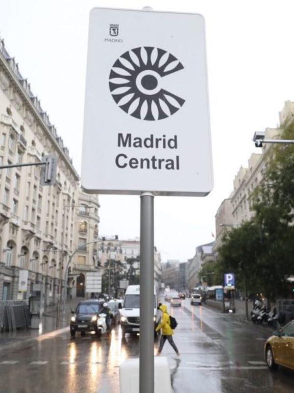 Madrid Central en el 'centro del huracan'