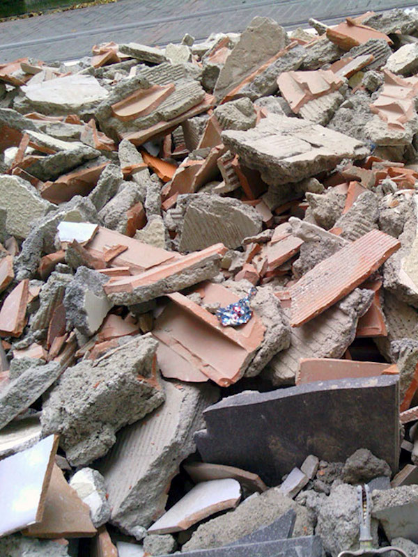 Euskadi participa en un proyecto europeo para reciclar residuos de construcción y producir materiales para edificación