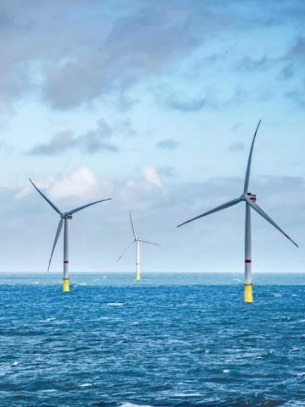Iberdrola negocia elevar su participación en el 'megaproyecto' eólico marino de Park City Wind
