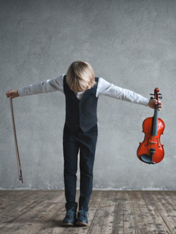La música hace que tus niños sean más inteligentes