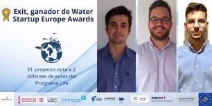 Global Omnium galardonada por su tecnología que recupera microplásticos de aguas residuales