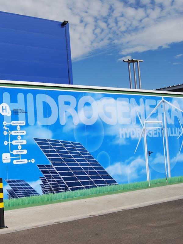 Fundación Hidrógeno Aragón con la descarbonización