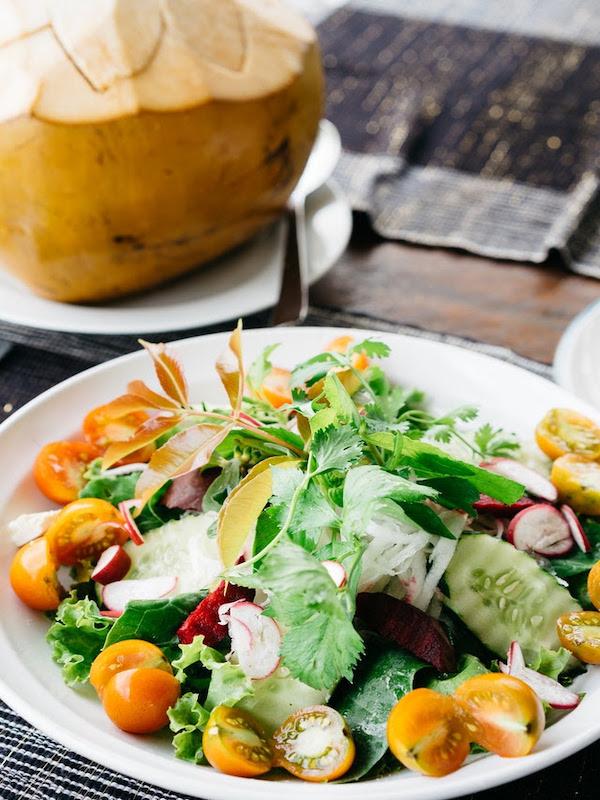 Cenitas ligeras, veganas, y saludables