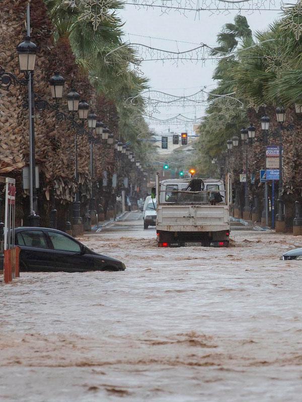 Región de Murcia en situación de emergencia climática y ambiental