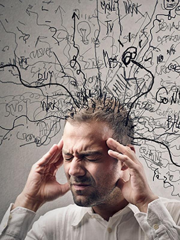 Si tienes sensaciones e ideas negativas te podría esperar la demencia