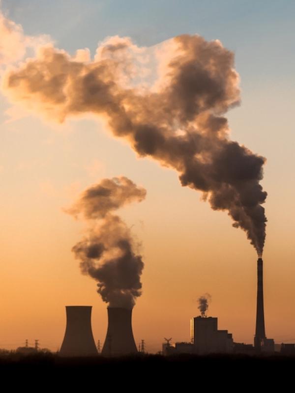 CO2 'descontrolado'