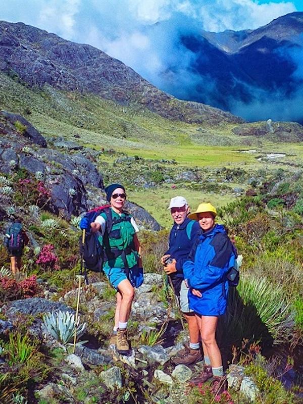 Sierra Nevada y el ecoturismo