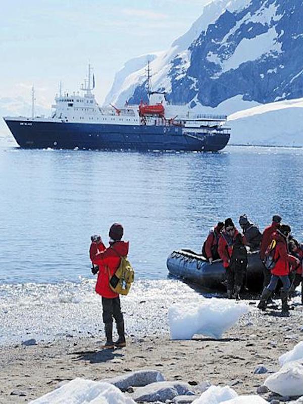 Innovación en el turismo antártico