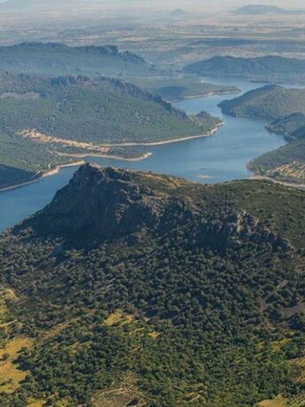 La Reserva de la Biosfera de La Siberia, en Badajoz, un gran destino de ecoturismo