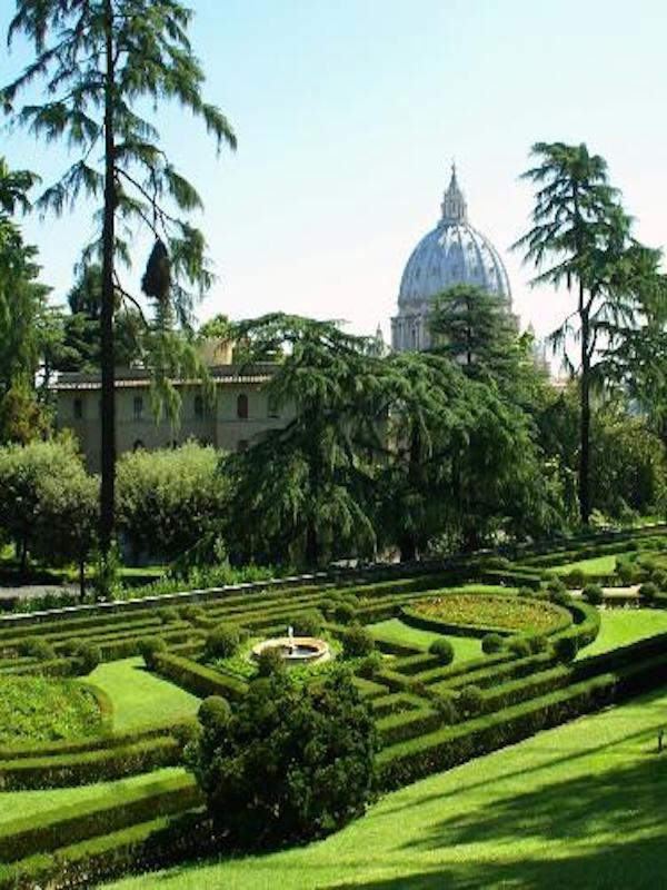 El 'Vaticano Verde'