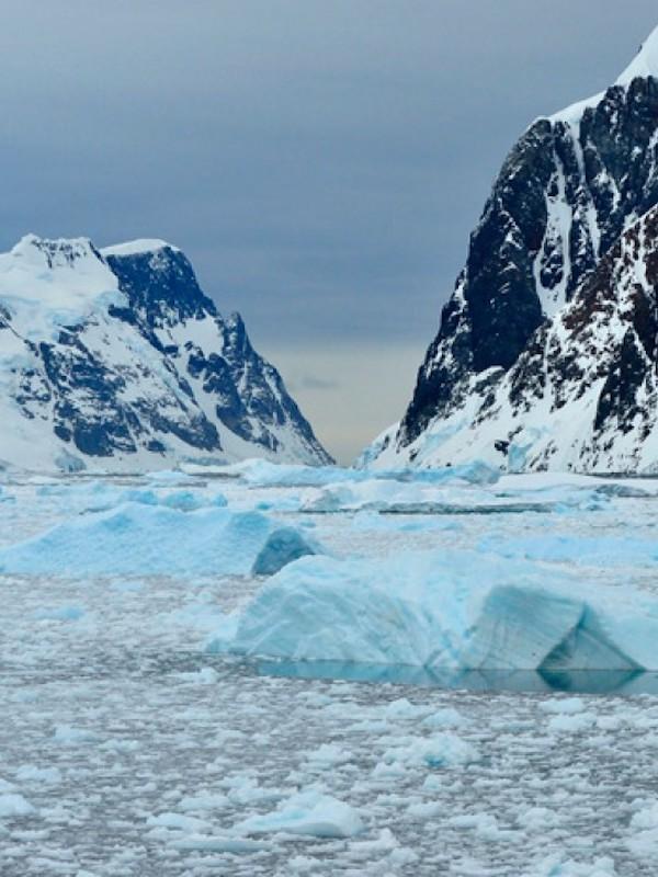 La acidificación del Océano Ártico