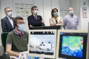 España despliega un amplio dispositivo para luchar contra los incendios forestales
