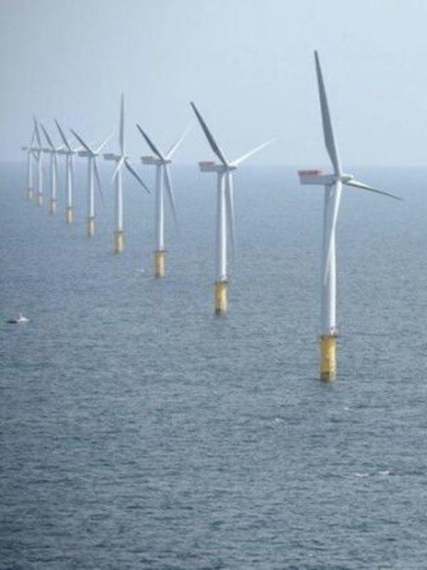 Siemens Gamesa logra un pedido de 100 aerogenadores de su modelo de 14 MW para un parque marino en Reino Unido