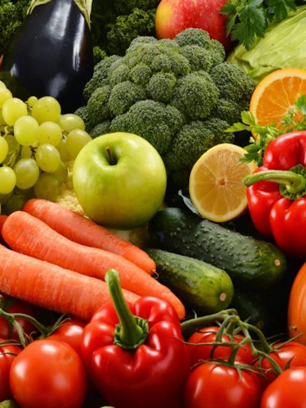 Una dieta saludable ayuda a fortalecer huesos y músculos