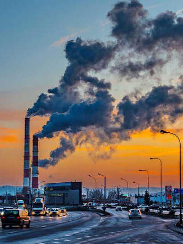Canarias respiró aire contaminado por la caída del ozono, los bosques y cultivos de la Comunidad no sufrieron la contaminación
