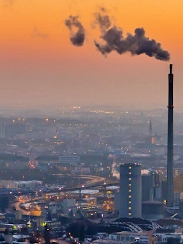 La densidad del tráfico, el viento y la estratificación del aire influyen en las concentraciones del NO2