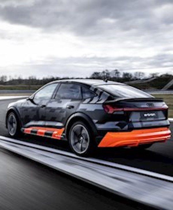 Audi lanza la versión S en los e-tron y los e-tron Sportback