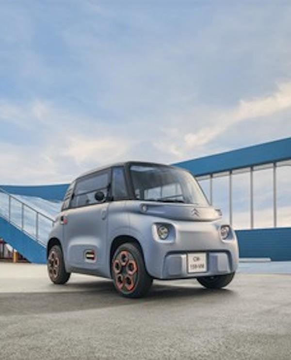 Citroën Ami, su coche sin carné eléctrico