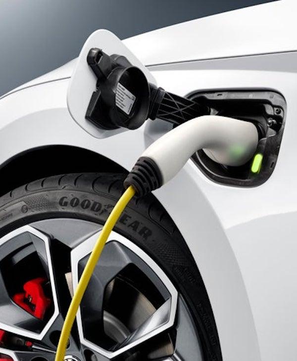 Skoda Octavia RS iV híbrido enchufable