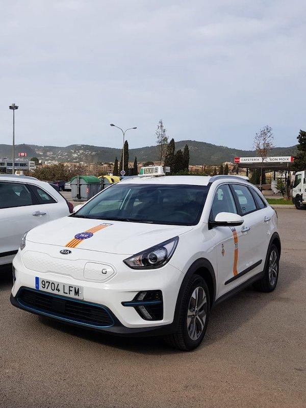 Baleares contará con dos nuevos taxis eléctricos