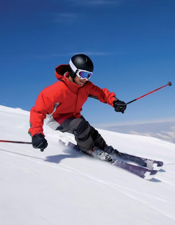 Los diez mandamientos para disfrutar del esquí en plena naturaleza sin lesiones