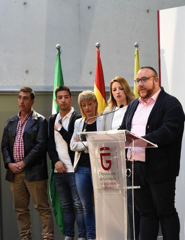 Propuestas del 'Circuito de Carreras por Montaña de la Diputación de Granada'