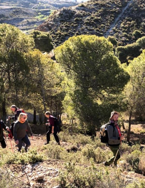 Laujar de Andarax, un paraíso para el senderista