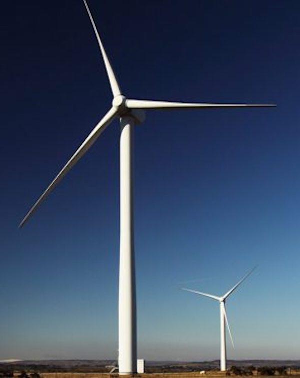Impacto de COVID-19 y  el sector de la energía eólica
