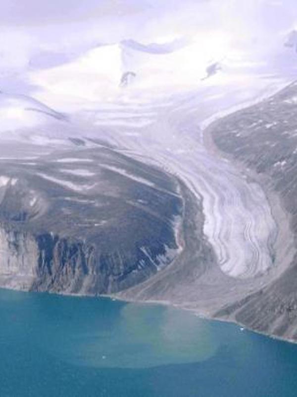 Localizan en Canadá una parte perdida de un antiguo continente