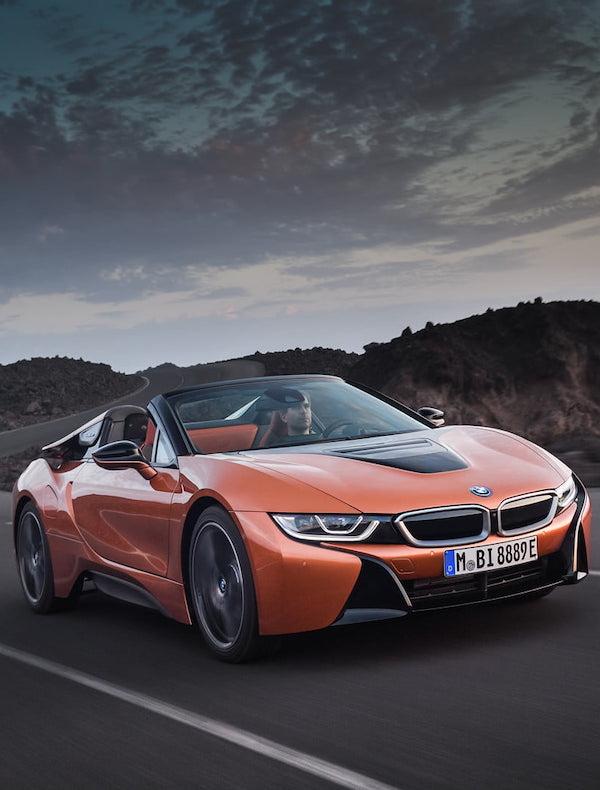 BMW dejará de producir su deportivo híbrido enchufable i8