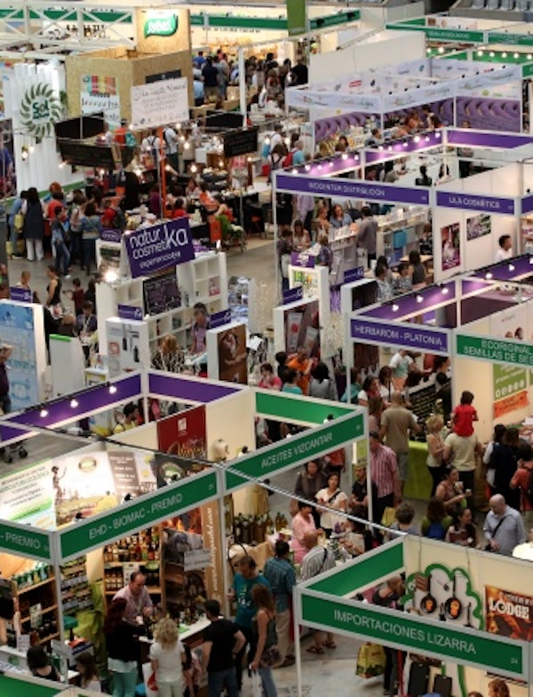 BIOCULTURA BARCELONA 2020, buscando 'soluciones'
