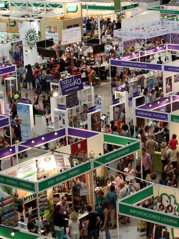 Definitivo: BioCultura Barcelona 2020, del 24 al 27 de septiembre en Palau Sant Jordi