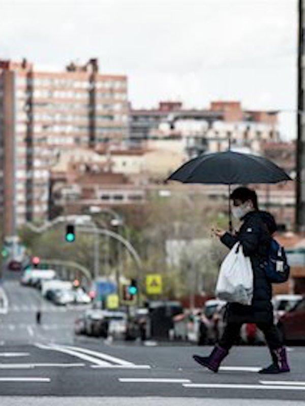 La niveles de NO2 cayeron un 56% en Madrid y un 40% en Barcelona entre el 16 y el 22 de marzo y un 21% en Italia