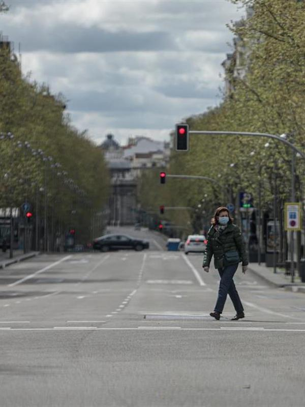 El NO2 baja en picado en todas las grandes ciudades de Europa tras el COVID-19