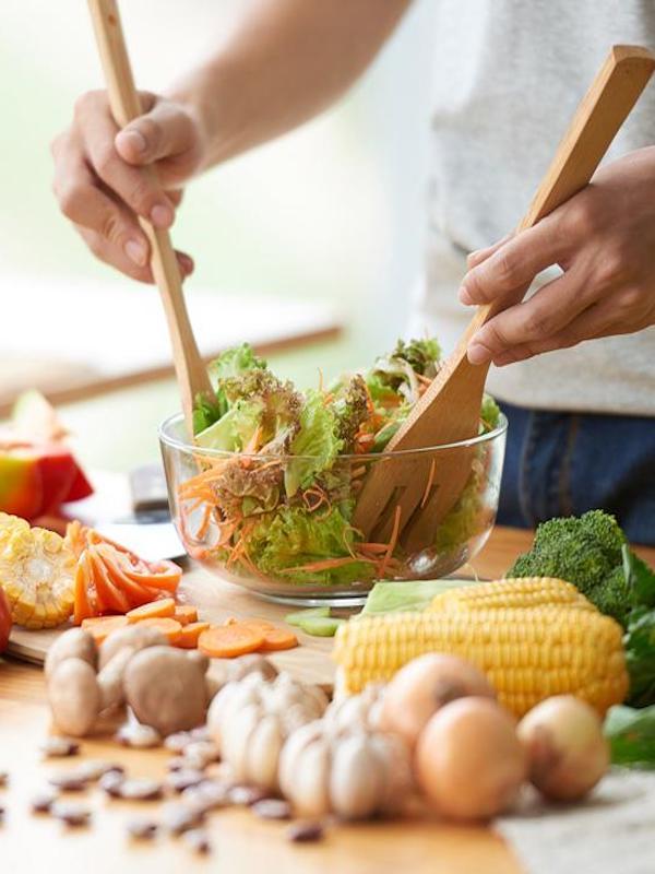 Alimentos saciantes y saludables